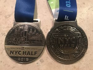 Back to Back Half Marathons