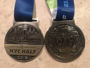 Back to Back Half Marathons
