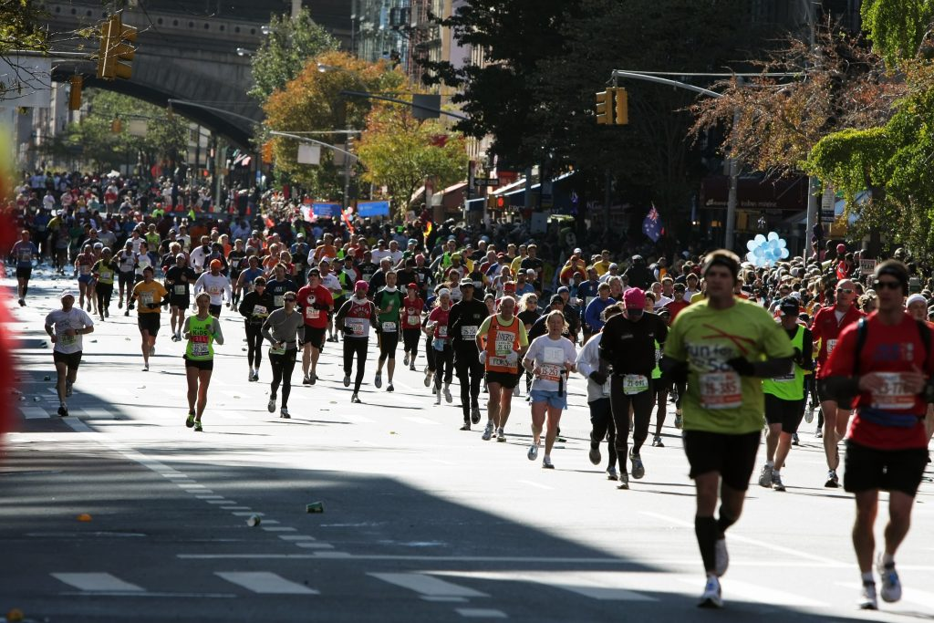 10 leading road races in America