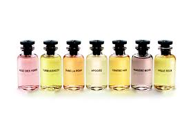 Louis Vuitton's Luxury in a bottle