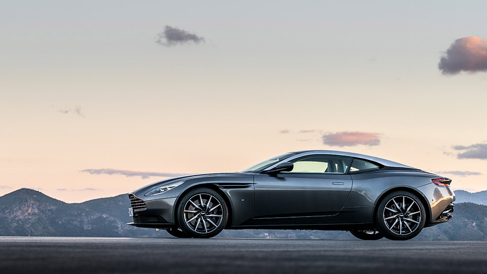 Car Profiles: Aston Martin DB11