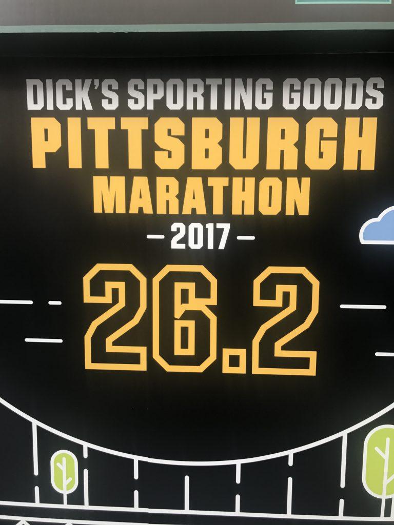 Running over bridges – Pittsburgh